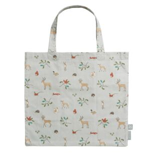 National Trust Woodland Folding Shopping Bag