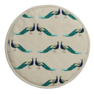 Peacocks Circular Hob Cover