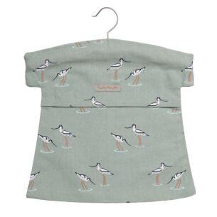 Sophie Allport Coastal Birds Peg Bag