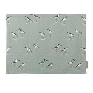 Sophie Allport Coastal Birds Fabric Placemat