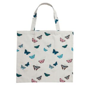 Butterflies folding Shopping Bag