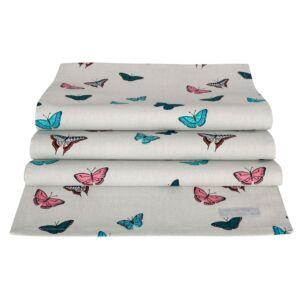 Butterflies Table Runner