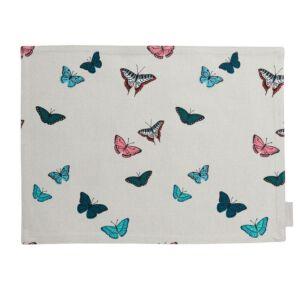 Butterflies Fabric Placemat