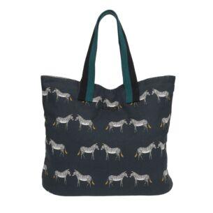 ZSL Zebra Everyday Bag