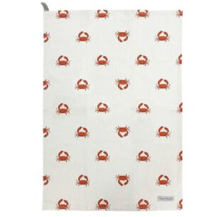 Sophie Allport Crab Tea Towel
