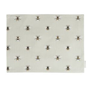 Sophie Allport Bees Fabric Placemat