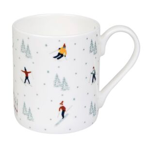 Skiing Standard Mug
