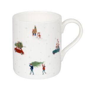 Home for Christmas Boxed Mug