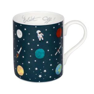 Space Blast Off Standard Mug