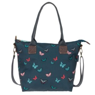 Butterflies Mini Oundle Bag