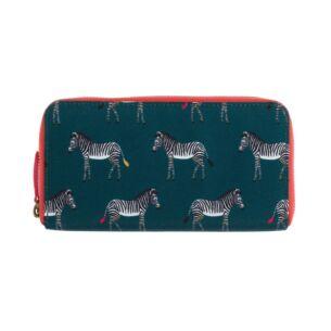 ZSL Zebra Wallet Purse