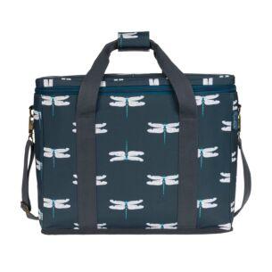 Sophie Allport Dragonfly Oilcloth Picnic Bag