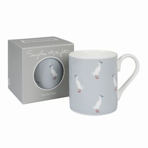 Runner Duck Coloured Boxed Mug