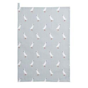 Runner Duck Tea Towel