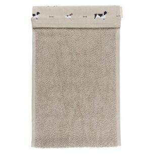 Woof Roller Hand Towel