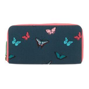 Butterflies Wallet Purse