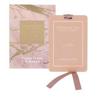 Luna Ylang Ylang & Amber Perfume Card