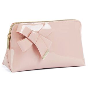 NICOLAI Pink Knot Bow Makeup Bag