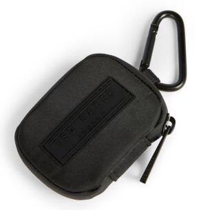 ALEEX Black Satin Headphone Case