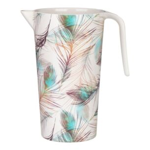 Temptation Bamboo Fibre 1.5 Litre Feather Jug