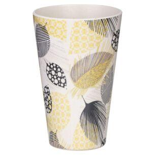 Bamboo Fibre Leaf Cup