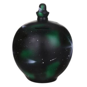 Green Galaxy Money Pot
