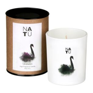 NATU Lavender Fragranced Candle
