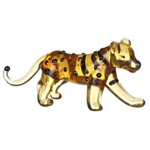 Glass Prowling Leopard