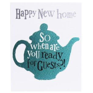 'Happy New Home' Card