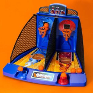 Flick Arcade Basketball Game