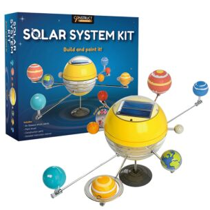 Build Your Own Solar System Kit