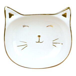 Cat Shaped Trinket Bowl