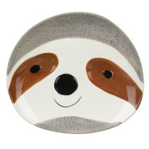 Sloth Face Dish