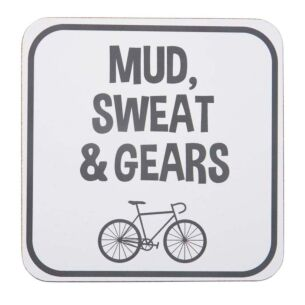 'Mud, Sweat & Gears'