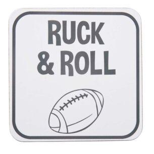 Transomnia 'Ruck & Roll' Coaster
