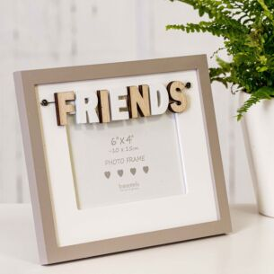 'Friends' 6x4 Photo Frame