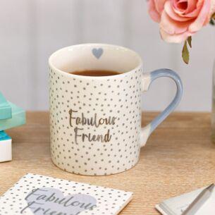 Ophelia 'Fabulous Friend' Mug