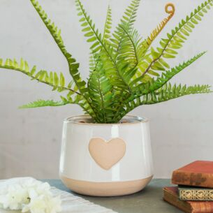 Padua Heart Planter