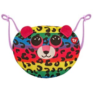 Dotty Beanie Boo Kid's Face Cover