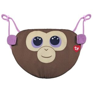 Coconut Beanie Boo Kid's Face Cover