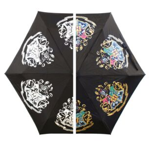Hogwarts Crest - Colour Change Umbrella