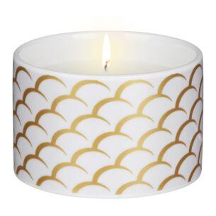 White Tea & Pomegranate Medium Ceramic Candle