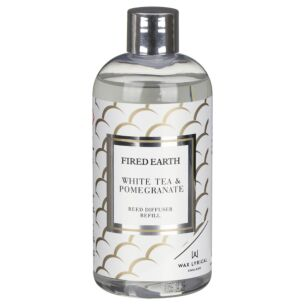 White Tea & Pomegranate 200ml Reed Diffuser Refill
