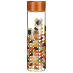 Multi Stem Glass Water Bottle