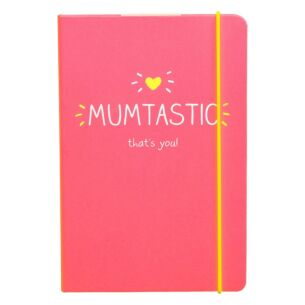 Happy Jackson Mumtastic A5 Notebook