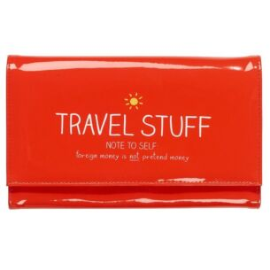 Travel Stuff Glossy Document Holder