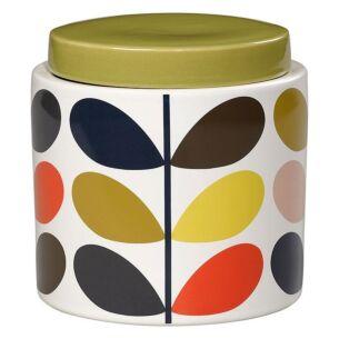Orla Kiely Multi Stem Boxed Storage Jar