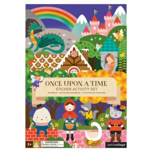 Sticker Activity Set – Once Upon A Time