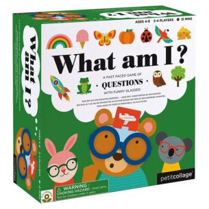 What Am I? Game