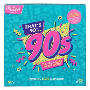 Ridley's Games – That's So 90s